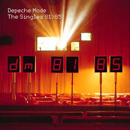Depeche Mode The Singles 81 85