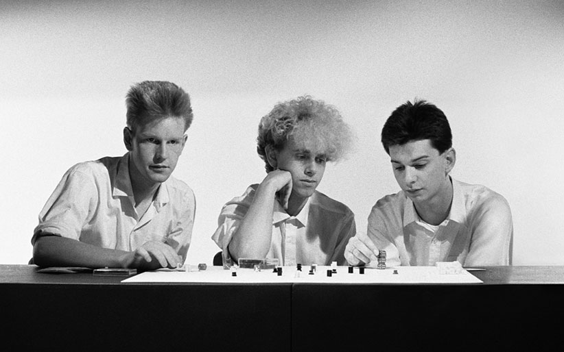Depeche Mode about Dreaming of Mode