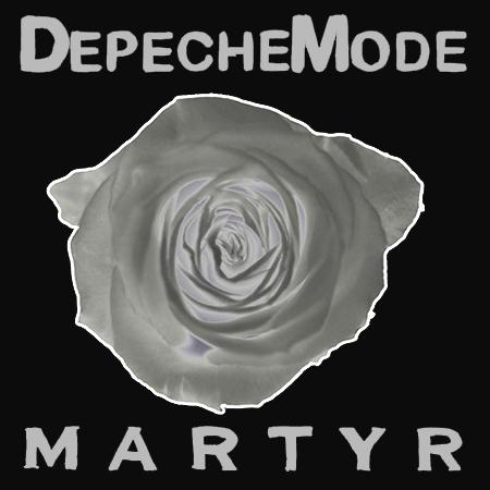Depeche Mode Martyr